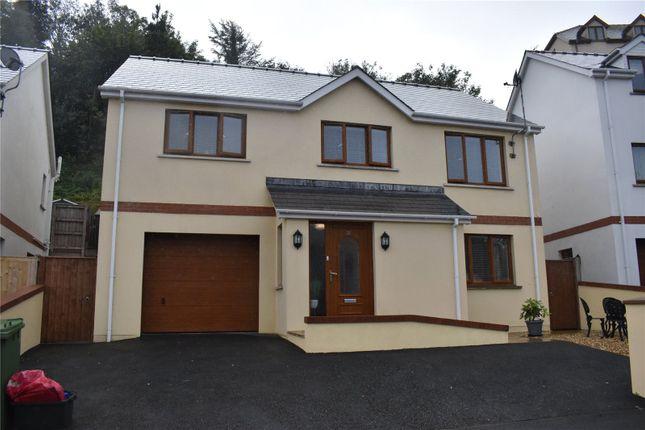 Thumbnail Detached house for sale in St Patricks Hill, Llanreath, Pembroke Dock
