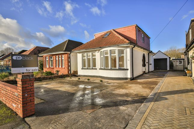 Thumbnail Detached bungalow for sale in Park Avenue, Whitchurch, Cardiff