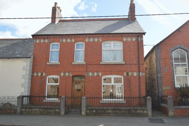 Thumbnail Semi-detached house for sale in South Street, Caerwys, Mold