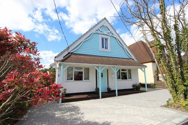 Thumbnail Detached house for sale in Eastwood Rise, Eastwood, Leigh-On-Sea