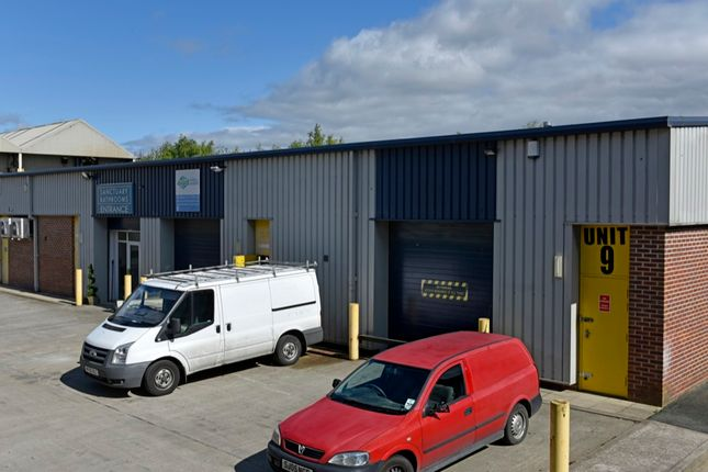 Thumbnail Light industrial to let in Albion Park, Leeds