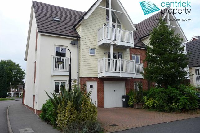 Thumbnail Semi-detached house to rent in Woodshires Road, Solihull