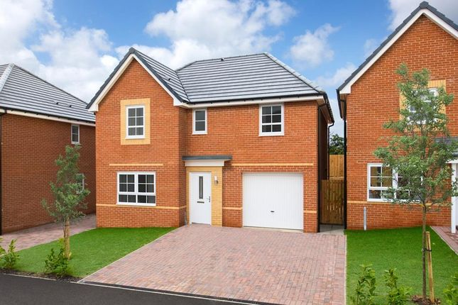"""4 bed detached house for sale in """"Ripon"""" at St. Benedicts Way, Ryhope, Sunderland SR2"""