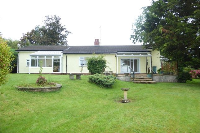Thumbnail Detached house for sale in Tan House Court, Shirenewton, Chepstow
