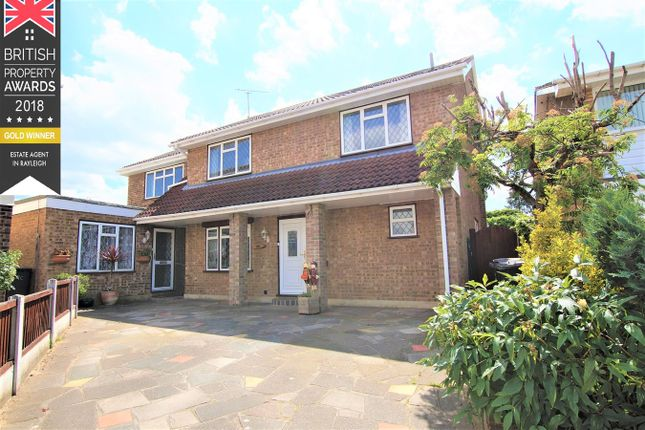 Detached house for sale in York Rise, Rayleigh
