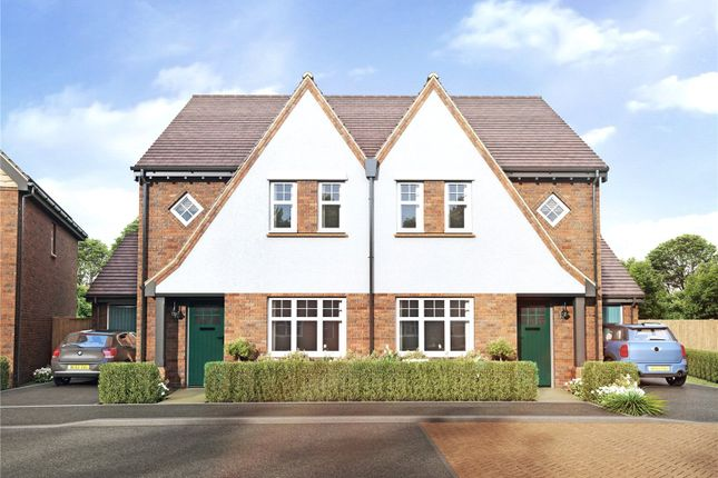 Thumbnail Semi-detached house for sale in Forest Road, Waltham Chase, Southampton, Hampshire