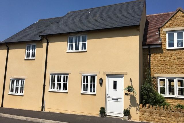 Thumbnail Terraced house for sale in Ridgeway, North Cadbury, Yeovil
