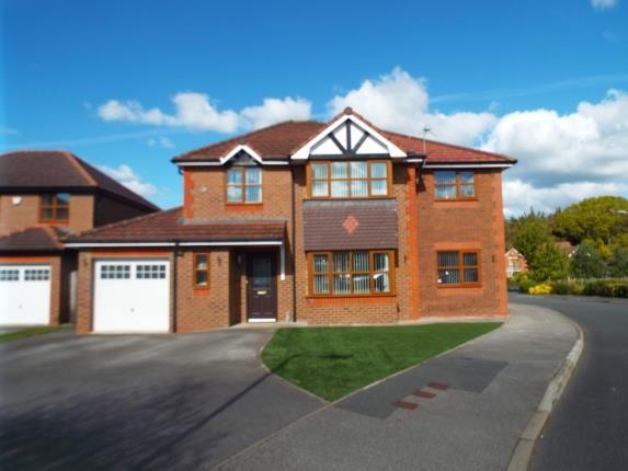Thumbnail Detached house for sale in Ffordd Cae Canol, Trefnant, Denbigh, Denbighshire
