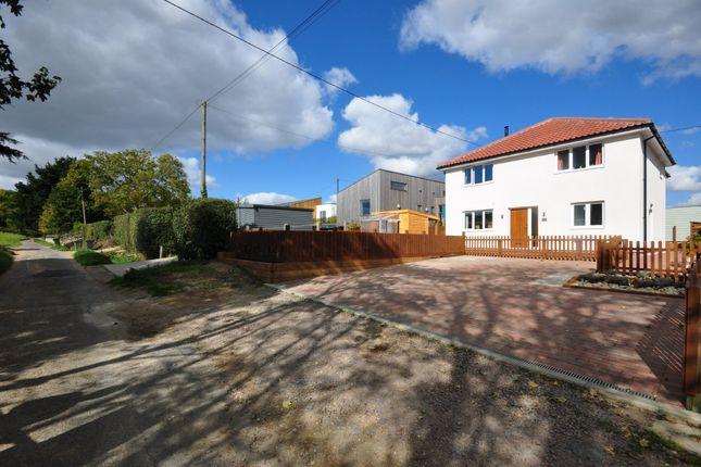 Thumbnail Detached house for sale in Brook Lane, Needham, Harleston
