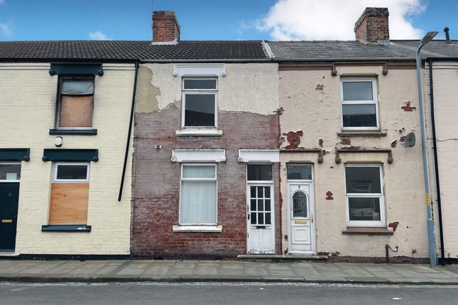 2 bed terraced house for sale in 11 Peaton Street, Middlesbrough, North Yorkshire TS3