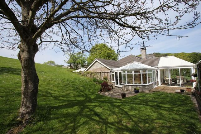 Thumbnail Detached house for sale in Walton Down, Walton-In-Gordano, Clevedon