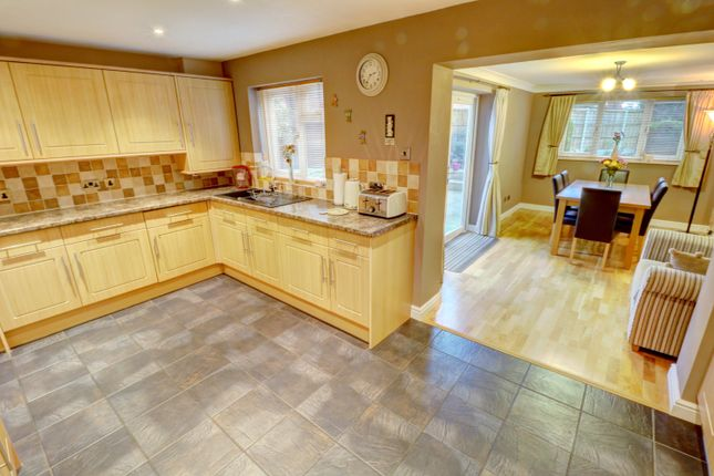 Kitchen of Cranesbill Drive, Broomhall, Worcester WR5