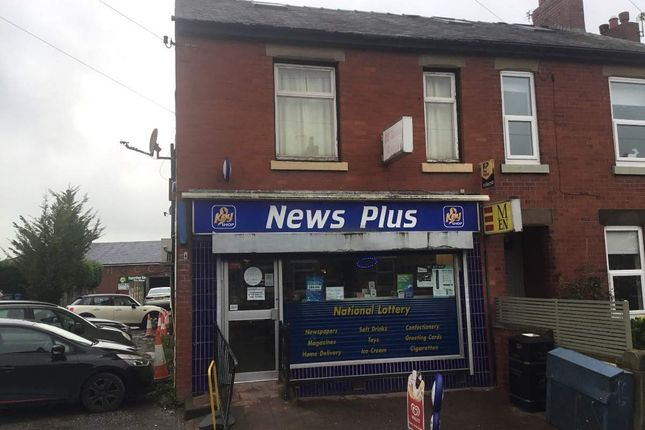 Thumbnail Retail premises for sale in Upper Hibbert Lane, Marple, Stockport