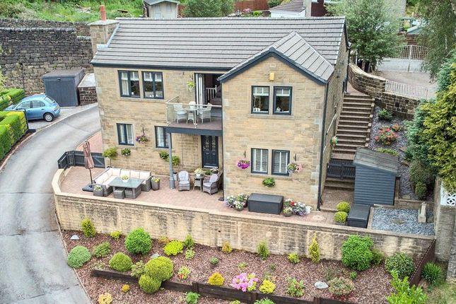3 bed detached house for sale in Lumbutts Road, Todmorden OL14