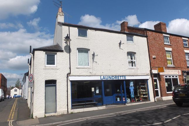 Thumbnail Commercial property for sale in Port Street, Evesham