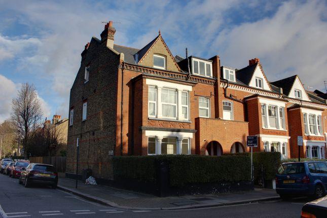 Thumbnail Flat to rent in Marius Road, London