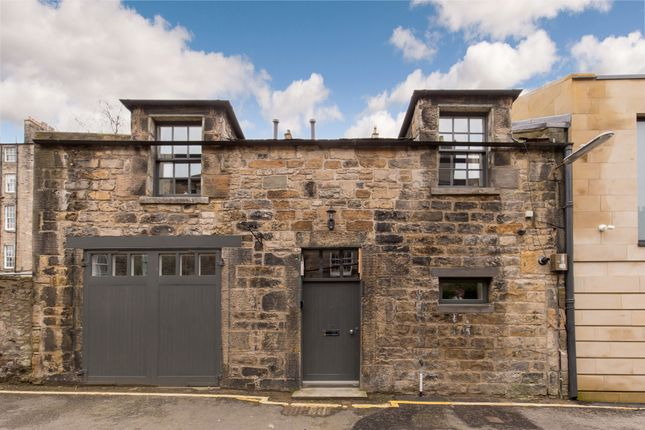 Thumbnail Mews house for sale in Cumberland Street South East Lane, Edinburgh