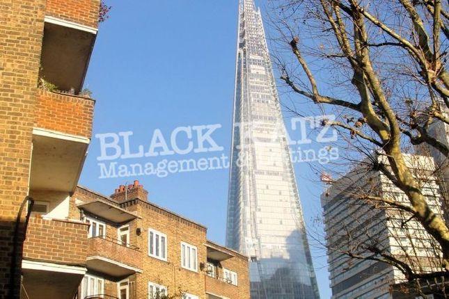 Thumbnail Flat to rent in Newcomen Street, London