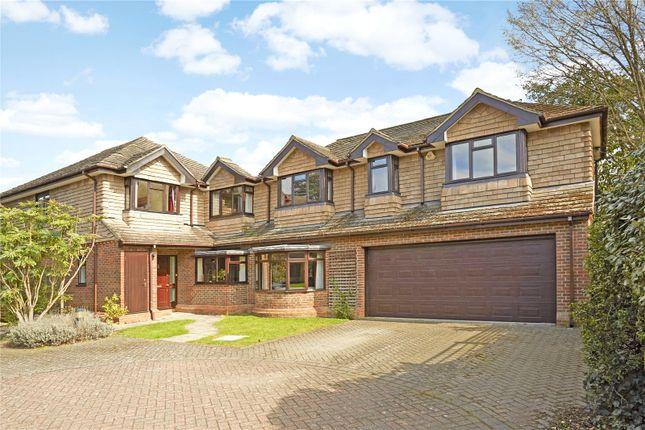 Thumbnail Detached house for sale in Park Drive, Weybridge, Surrey