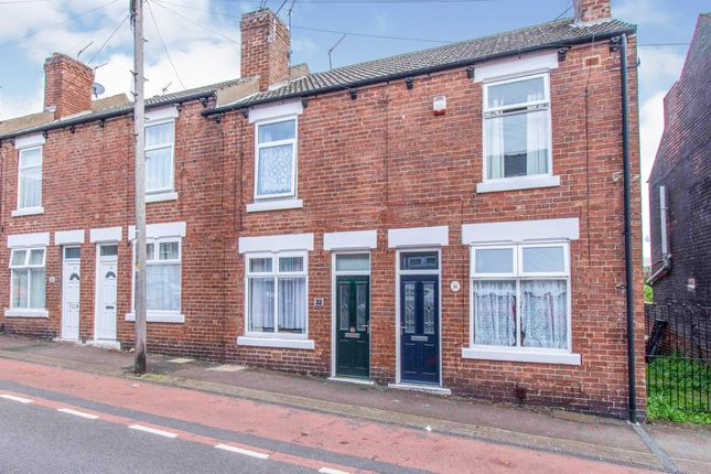 Terraced house for sale in Oliver Street, Mexborough