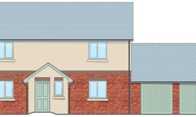 Detached house for sale in Y Maes, Beulah, Llanwrtyd Wells