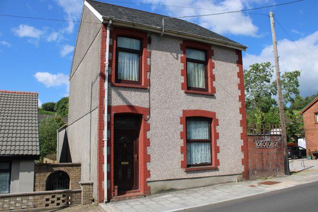Thumbnail Detached house for sale in Penrhiwfer Road, Tonyrefail