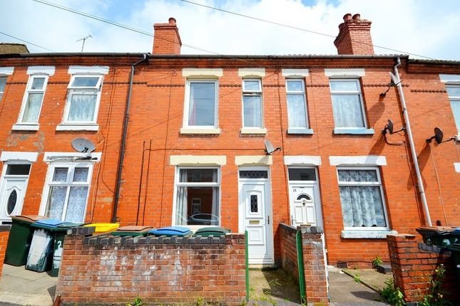 Thumbnail Terraced house for sale in Brooklyn Road, Foleshill, Coventry