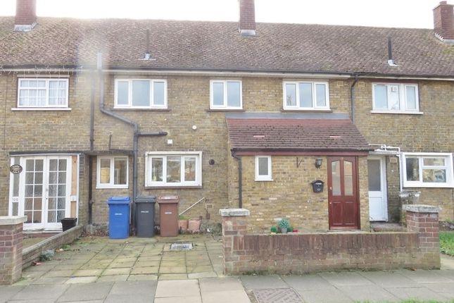 Thumbnail Terraced house to rent in Crammaville Street, Grays