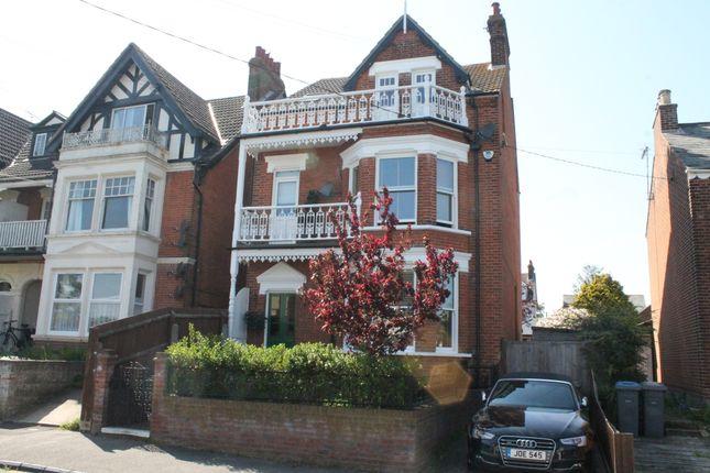 Thumbnail Detached house for sale in Bath Road, Felixstowe