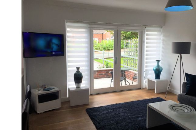 Thumbnail Maisonette to rent in 47 Redesmere Drive, Alderley Edge, Cheshire