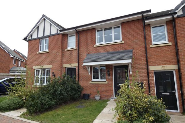 2 bed terraced house for sale in George Gallimore Drive, Haslington, Crewe CW1