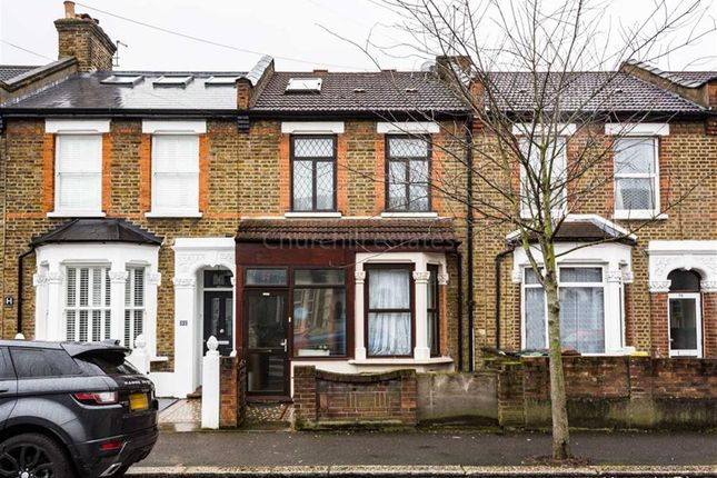 Thumbnail Terraced house for sale in Leslie Road, London, London