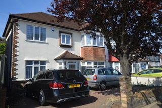 Thumbnail Semi-detached house to rent in Pickhurst Lane, Hayes