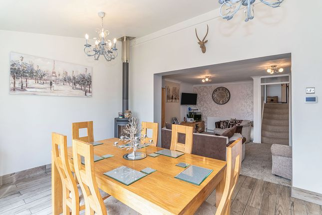 Dining Area of Setts Way, Wingerworth, Chesterfield, Derbyshire S42