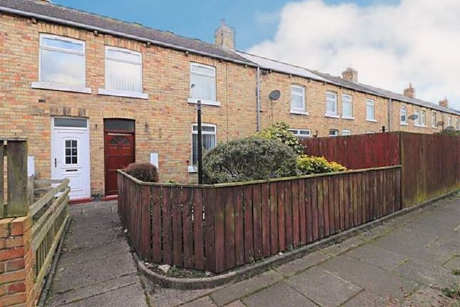 2 bed terraced house for sale in 235 Sycamore Street, Ashington, Northumberland NE63