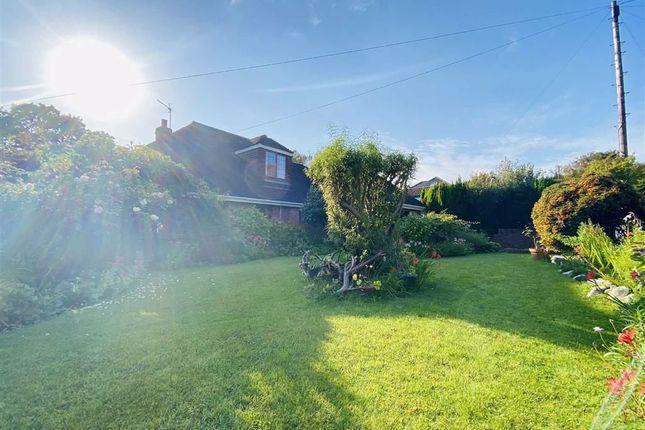 Thumbnail Detached bungalow for sale in Hen Parc Lane, Upper Killay, Swansea