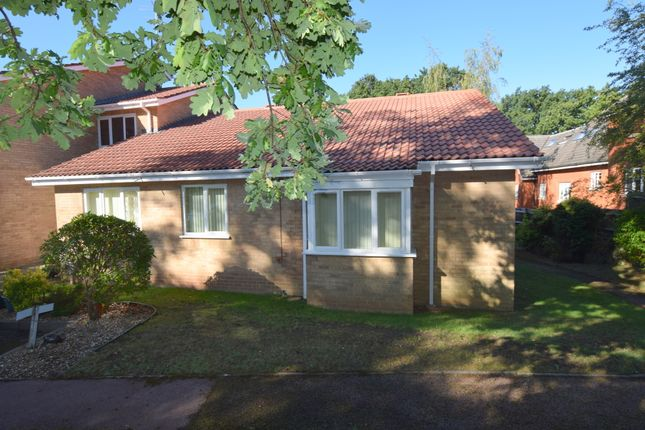 Thumbnail Terraced bungalow for sale in Crookham Road, Fleet