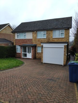 Thumbnail Detached house to rent in Carver Hill Road, Buckinghamshire