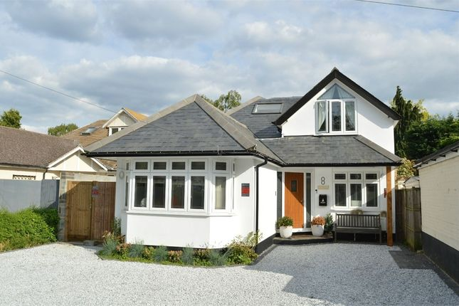 Thumbnail Detached bungalow for sale in Walton Lane, Weybridge, Surrey