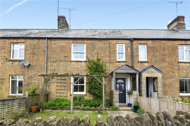Thumbnail Terraced house for sale in Portman Terrace, East Chinnock, Somerset