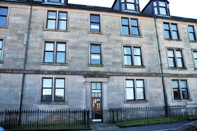 Thumbnail Flat to rent in Dempster Street, Greenock