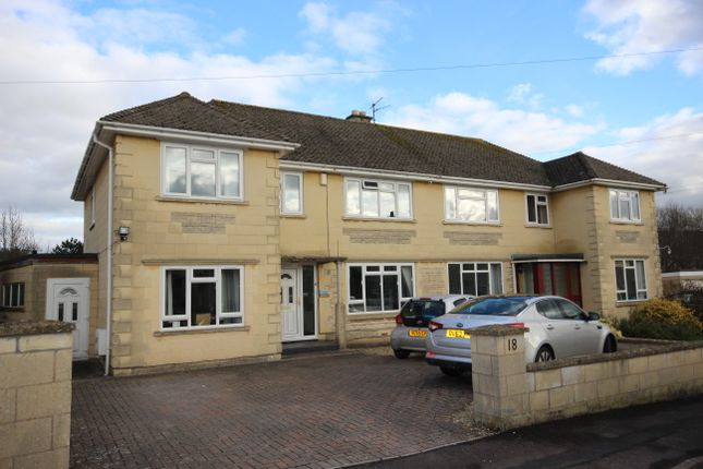 Thumbnail Semi-detached house to rent in Manor Park, Bath