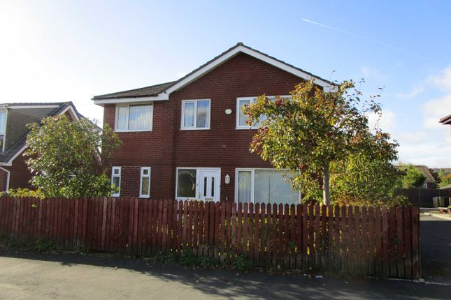 Thumbnail Detached house to rent in Denbydale Way, Royton, Oldham