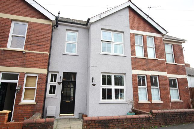 Thumbnail Terraced house for sale in Uskvale Drive, Caerleon, Newport
