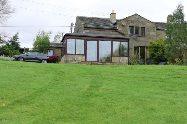 4 bedroom semi-detached house to rent in West Gable, Long Causeway, Blackshaw Head, Hebden Bridge.