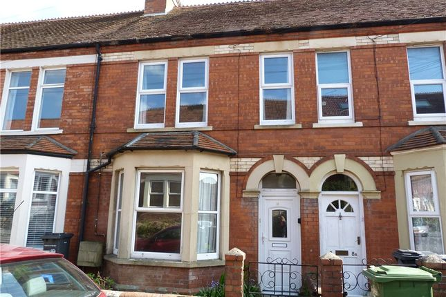 Thumbnail Terraced house to rent in Crofton Avenue, Yeovil, Somerset