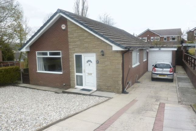 Thumbnail Detached bungalow for sale in Winton Grove, Bolton