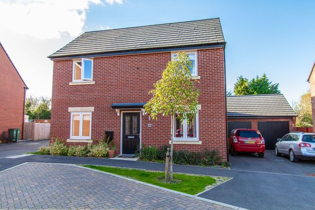 Thumbnail Detached house for sale in Rookery Close, Sapcote