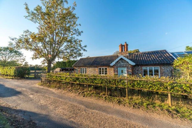 Thumbnail Equestrian property for sale in Watermill Lane, Weybread, Diss