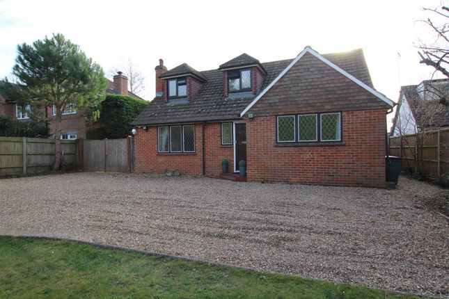 Thumbnail Detached house for sale in Reading Road, Finchampstead